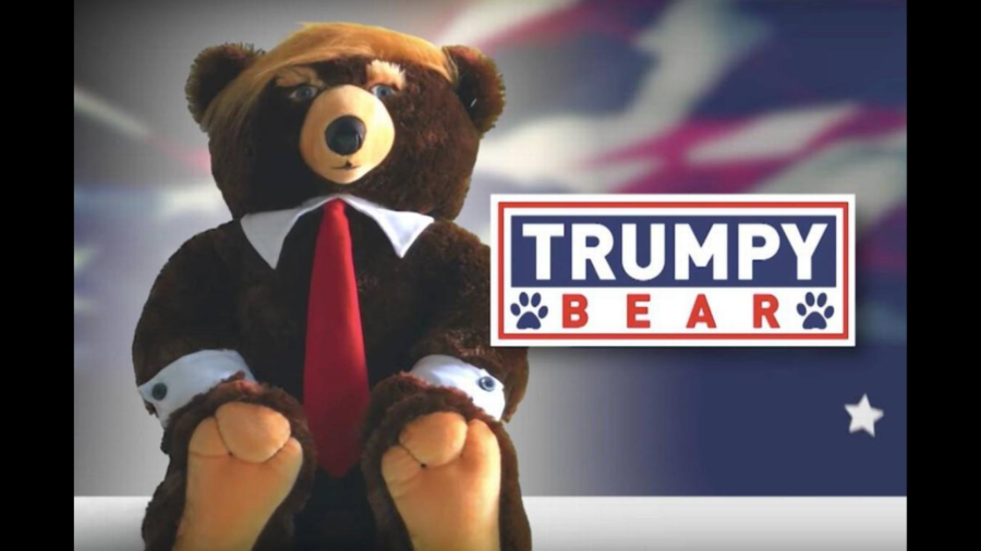Trumpy Bear is it a real thing?