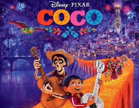 Pick of the Flicks:  Coco
