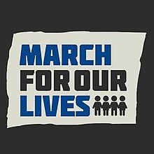 March for Our Lives El Paso will be at San Jacinto Plaza on March 24, 2018. (Photo Source March for Our Lives)