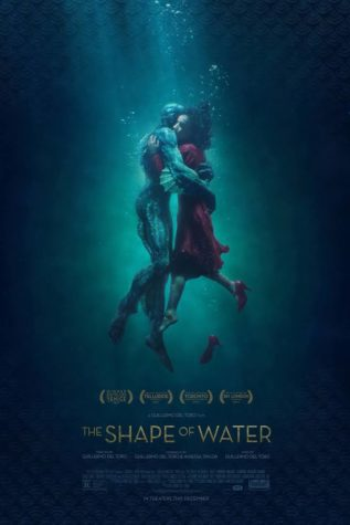 The Shape of Water: Movie Review by Alexa Oaxaca