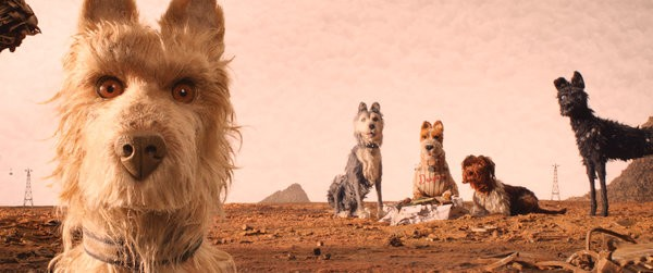 Wes Anderson's Stunning Stop Motion: Isle of Dogs