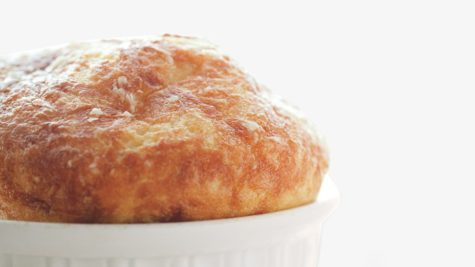 The Loftiest Souffle - A Recipe